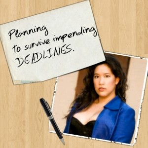 Piper Surviving Deadlines by Focus on Writing