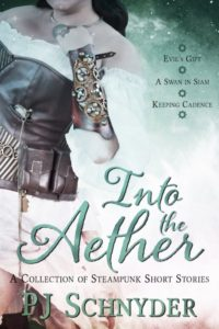 Into the Aether anthology by PJ Schnyder