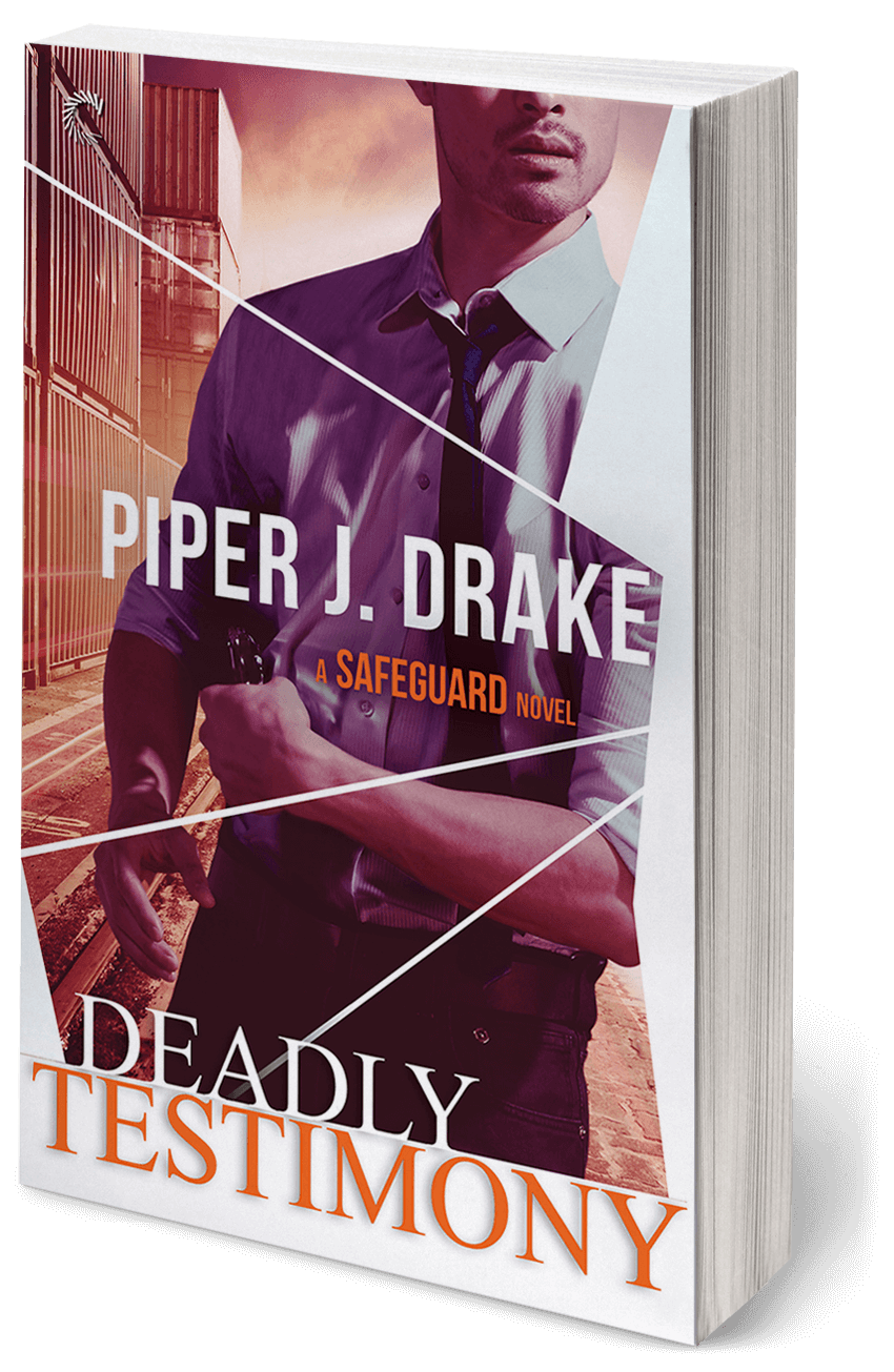 Deadly Testimony by Piper J. Drake