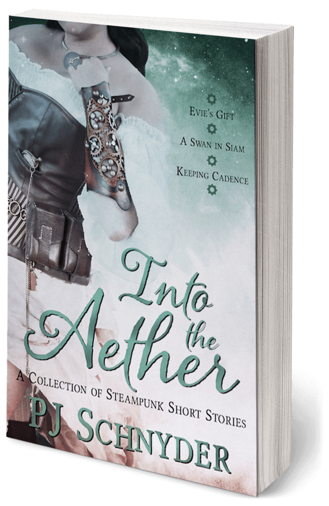 Into the Aether by PJ Schnyder